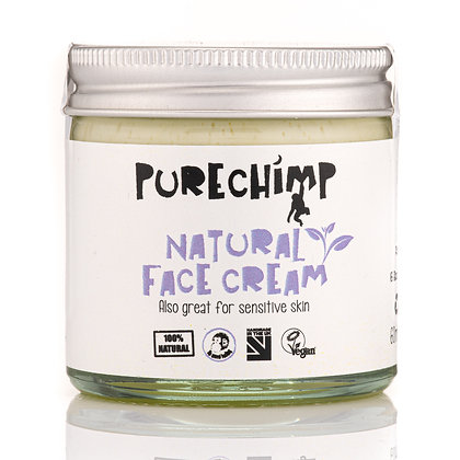 Pure Chimp Natural Face Moisturiser