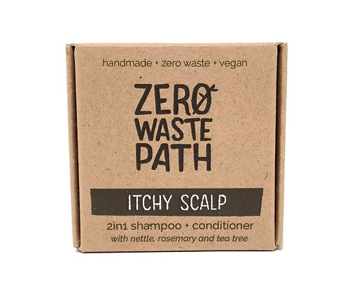Zero Waste Path 2in1 Shampoo & Conditioner - Itchy Scalp