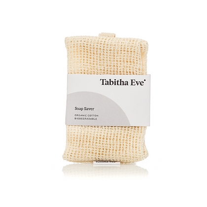 Tabitha Eve Cotton Soap Saver Bag