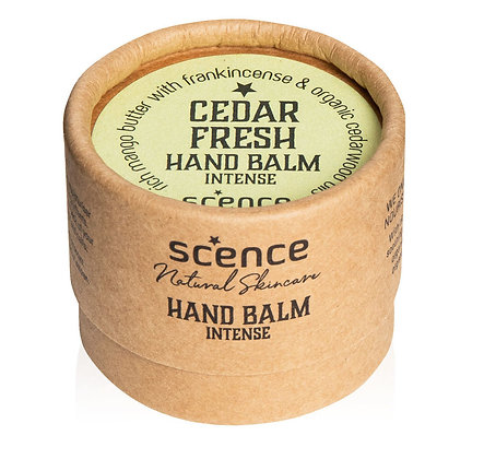 Scence Hand Cream - Cedar Fresh