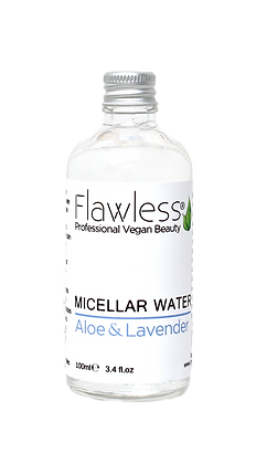 Flawless Micellar Water - Aloe & Lavender