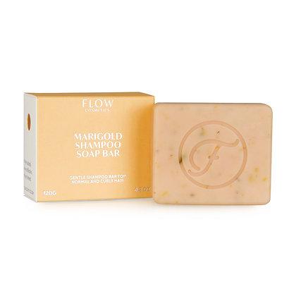Flow Cosmetics Shampoo Bar - Marigold