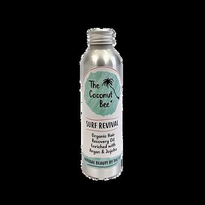 The Coconut Bee Surf Revival Repair Oil - Argan & Jojoba