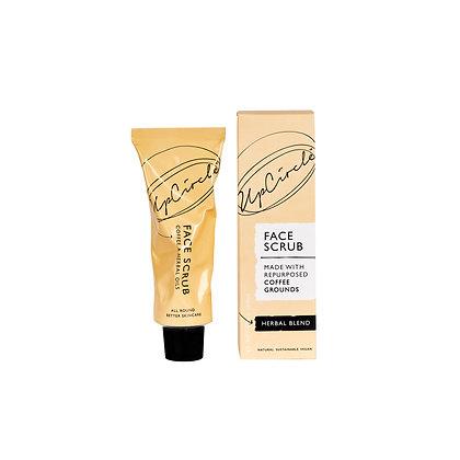 UpCircle Coffee Face Scrub - Herbal Blend