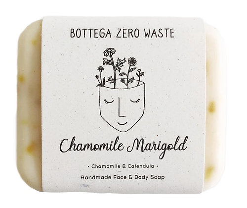 Bottega Zero Waste Soap - Chamomile Marigold