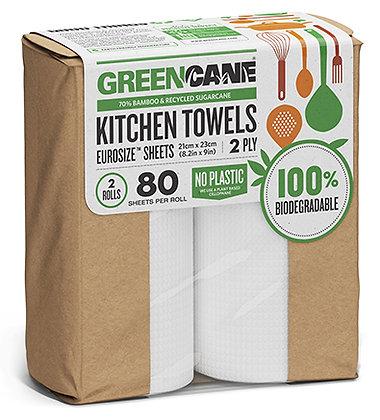 Greencane Kitchen Roll - Sugarcane & Bamboo