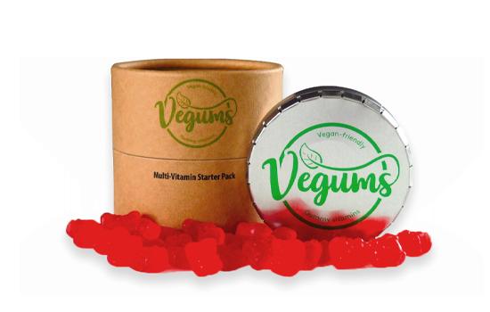 Vegums Multi Vitamins - Starter Pack