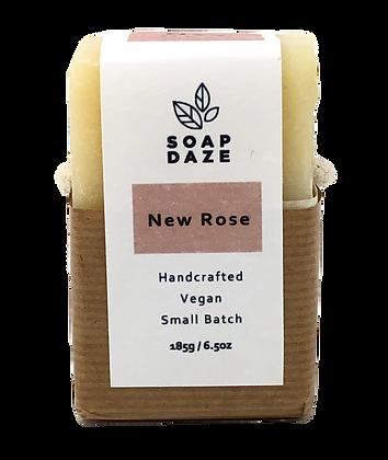 Soap Daze Natural Soap - New Rose