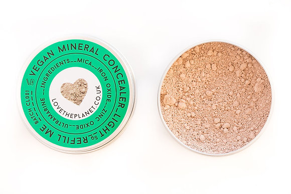 Love The Planet Mineral Concealer - Light