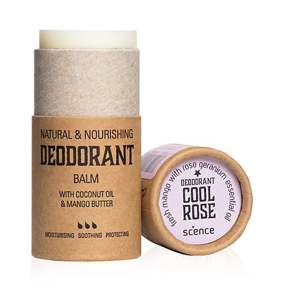Scence Deodorant - Cool Rose