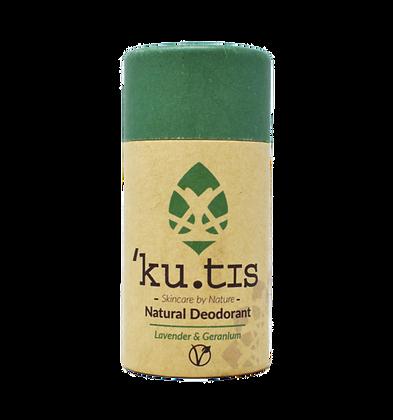 Kutis Deodorant - Lavender & Geranium