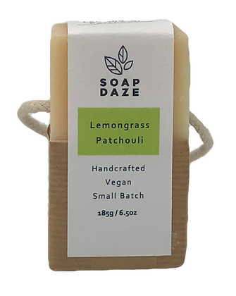 Soap Daze Natural Soap - Lemongrass and Patchouli