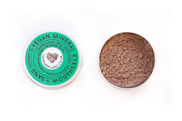 Love The Planet Mineral Eyeshadow - Sand