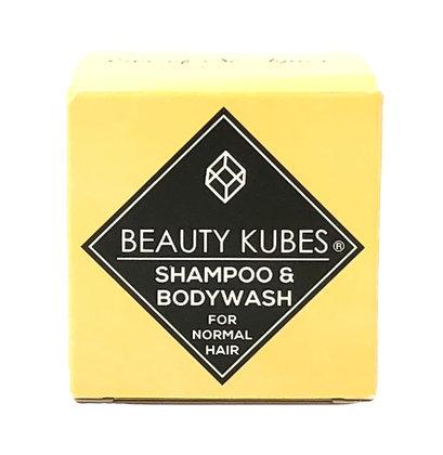 Beauty Kubes Shampoo & Body Wash - Unisex