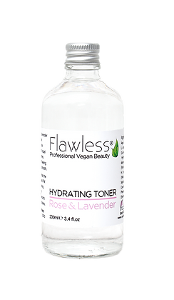 Flawless Hydrating Toner - Rose & Lavender