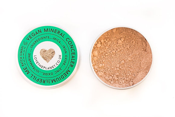 Love The Planet Mineral Concealer - Medium