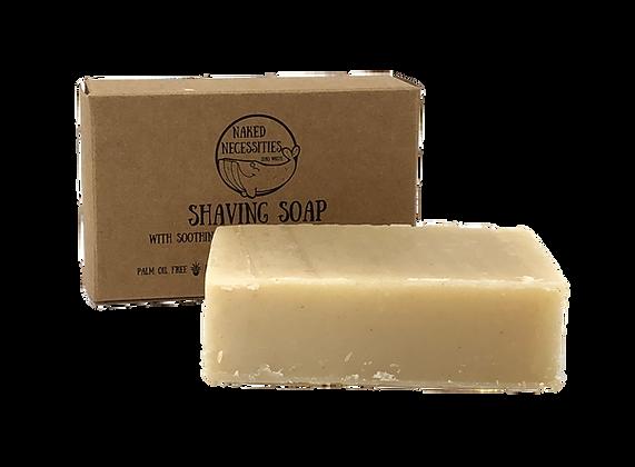 Naked Necessities Shaving Soap