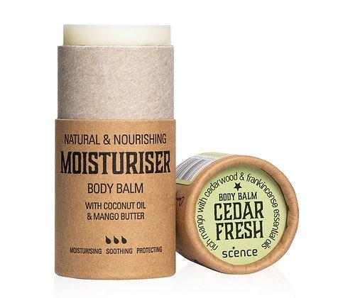Scence Body Moisturiser - Cedar Fresh