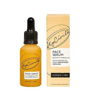 UpCircle Organic Facial Serum with Coffee Oil