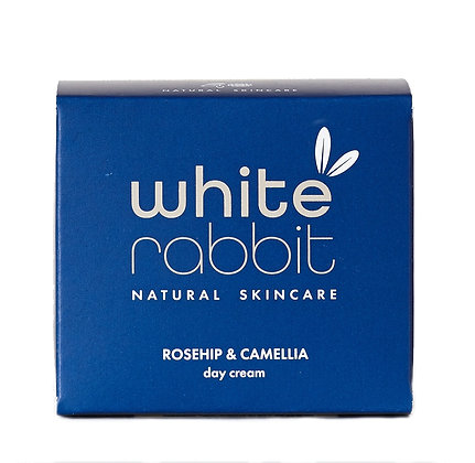 White Rabbit Day Cream - Rosehip and Camellia