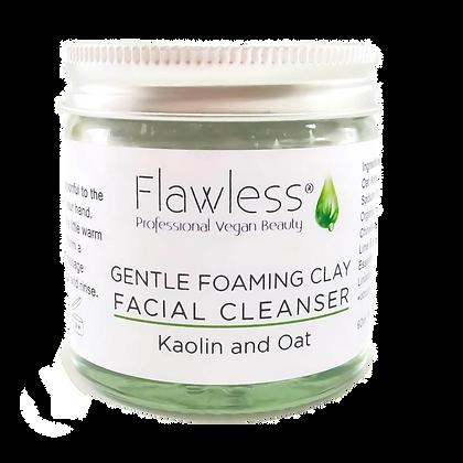 Flawless Facial Cleanser - Kaolin & Oat