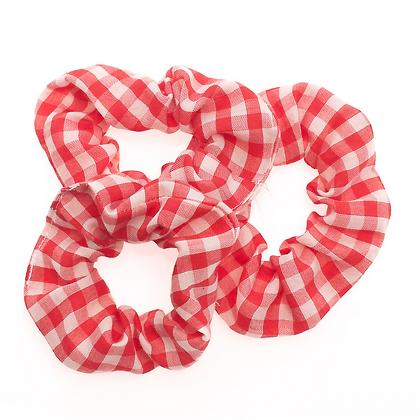 Tabitha Eve Scrunchies - Red