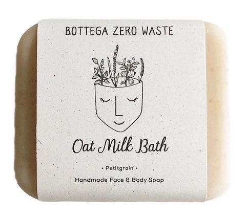 Bottega Zero Waste Soap - Oat Milk Bath