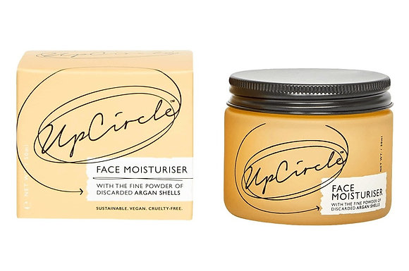 UpCircle Face Moisturiser with Argan Powder