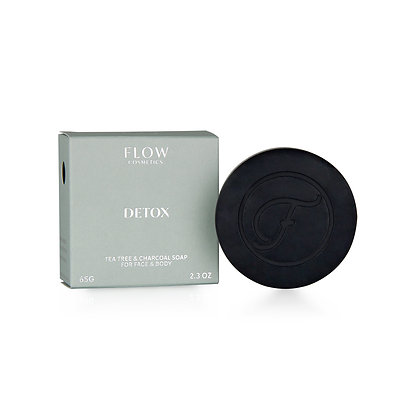 Flow Cosmetics Detox Facial Soap