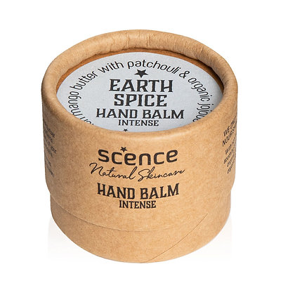 Scence Hand Cream - Earth Spice