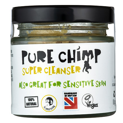 Pure Chimp Natural Face Cleanser