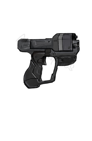 Halo Pistol