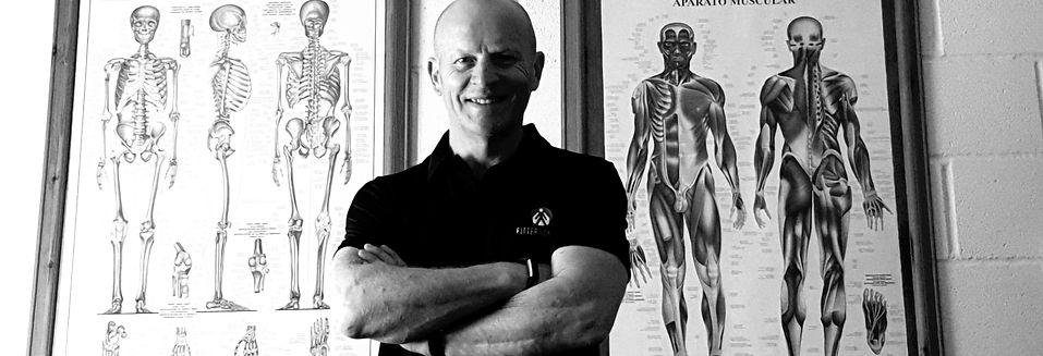 Julian Bazley Sports massage therapist B