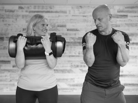 Staying fitter, longer