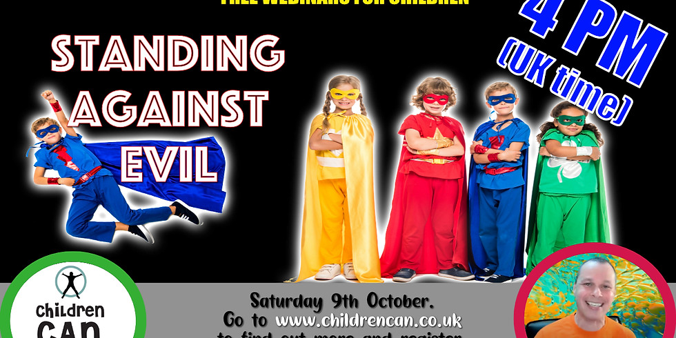 Standing Against Evil (PM)