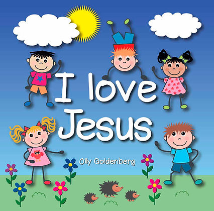 I love Jesus (CD)