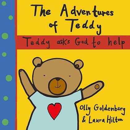 Adventures of Teddy 1 - Teddy asks God to help