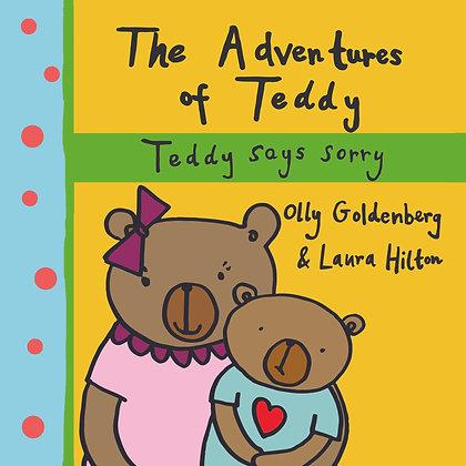Adventures of Teddy 4 - Teddy says sorry