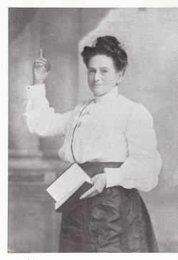 4. Maria Woodworth-Etter
