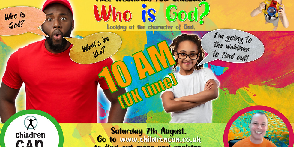 Who is God? 10am