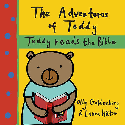Adventures of Teddy 2 - Teddy reads the Bible