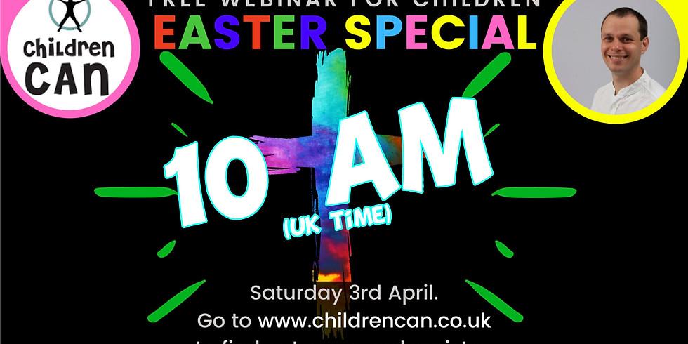 Easter Special Webinar 10AM