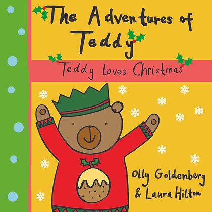 Adventures of Teddy - Teddy loves Christmas
