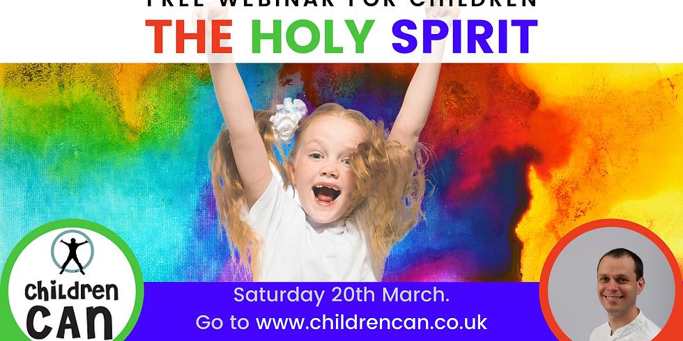 Introducing the Holy Spirit webinar
