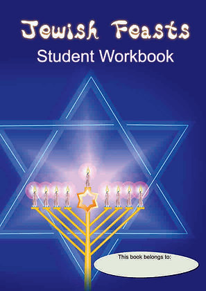 Jewish Feasts Workbook