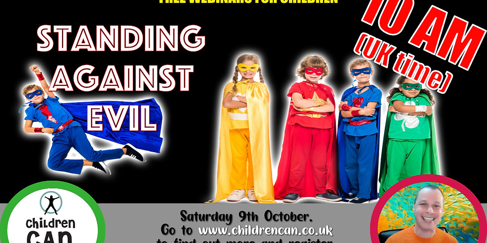 Standing Against Evil (AM)