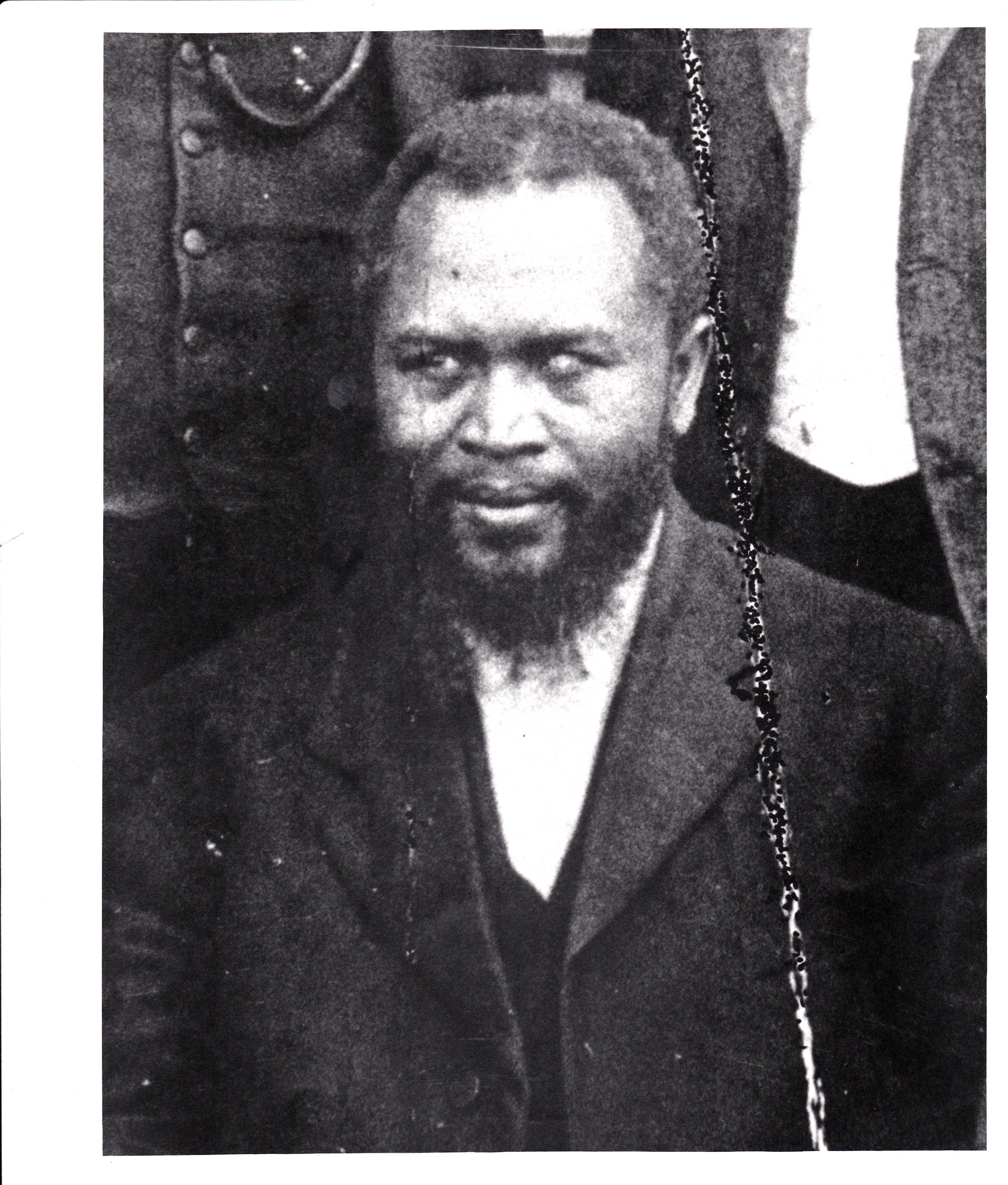 7. William Seymour