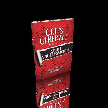 God's Generals 2 - Smith Wigglesworth