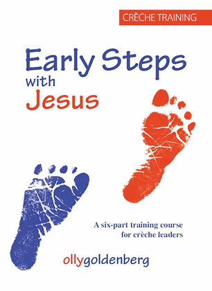Early Steps with Jesus Course (DVD+Workbook)