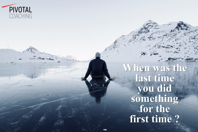 Do Something New